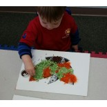 Blending Art and Culture –How Preschoolers Learn From the Latin Art Expo