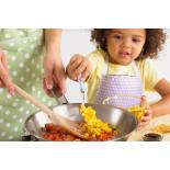 Cocinando con Niños – Cooking with Kids