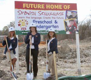 Frisco school groundbreaking