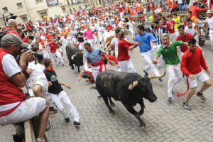 Running of the Bulls, Spain, Spanish culture