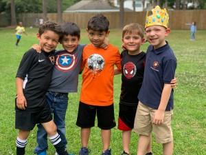 summer camp, summer play, spanish camp, spanish immersion camp, spanish summer camp, spanish schoolhouse, playground