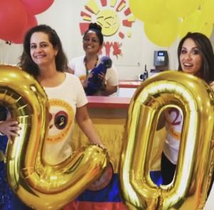 Director Adriana Castaño celebrates Spanish Schoolhouse's 20 year anniversary.