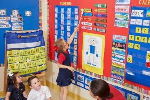bilingual preschool child