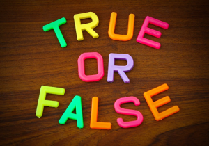 Bilingual myths - true or false