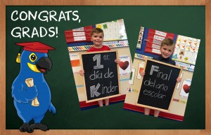 graduate of bilingual kindergarten