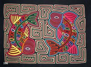 Fish molas