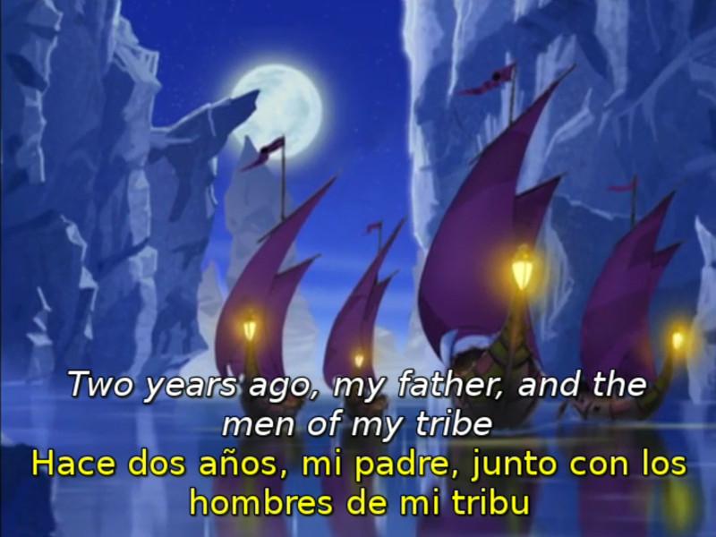 Learn spanish, spanish subtitles