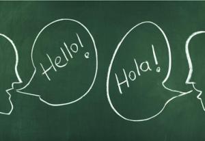 Intercambios, language learning