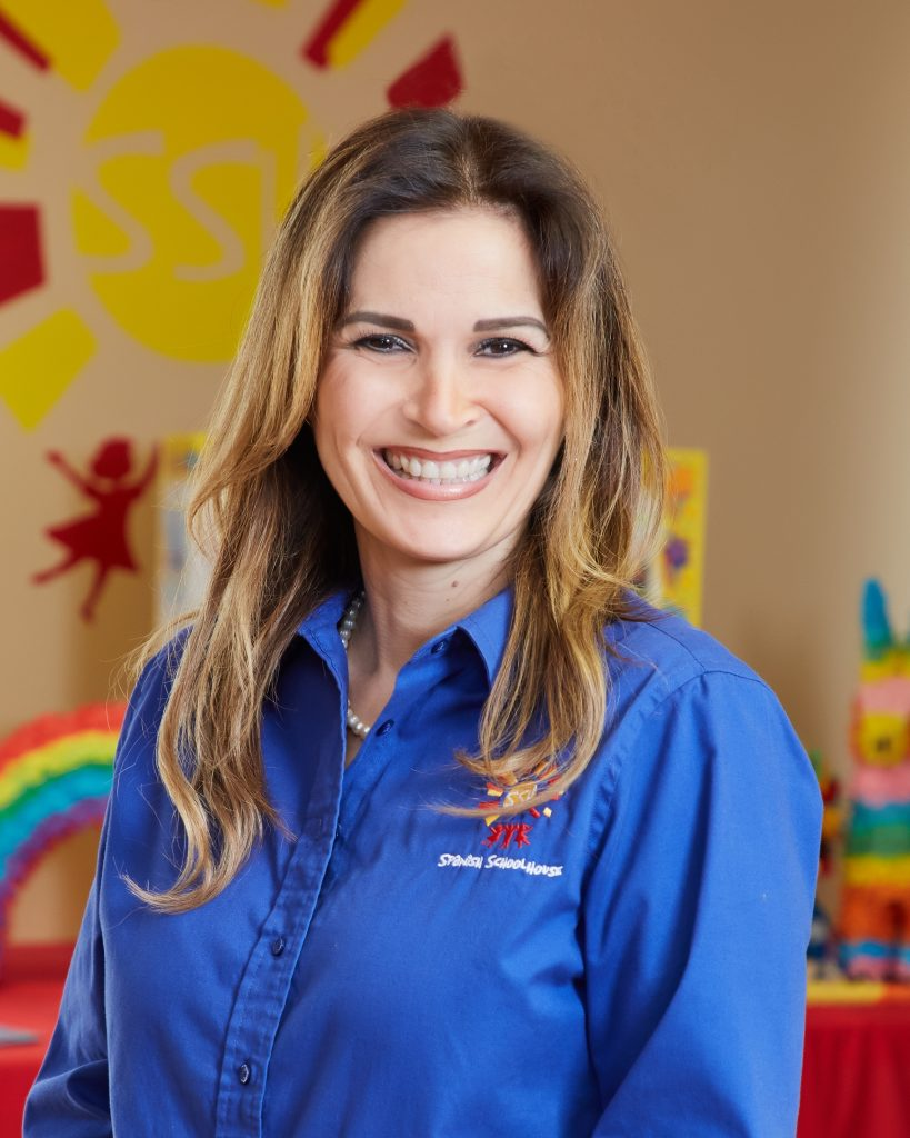 Karla Aleman, director of Spanish Schoolhouse Southlake