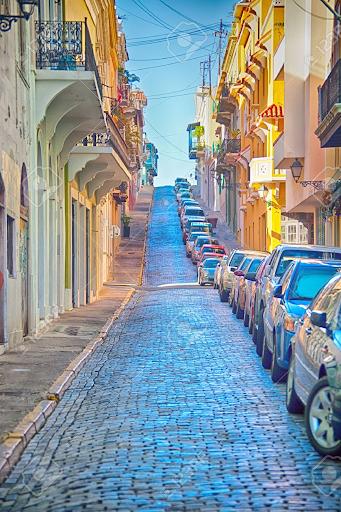 Calle Cristo, San Juan, Puerto Rico
