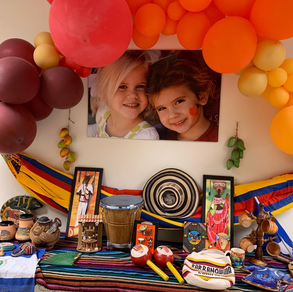 cultural learning for kids at Spanish Schoolhouse; raising global kids