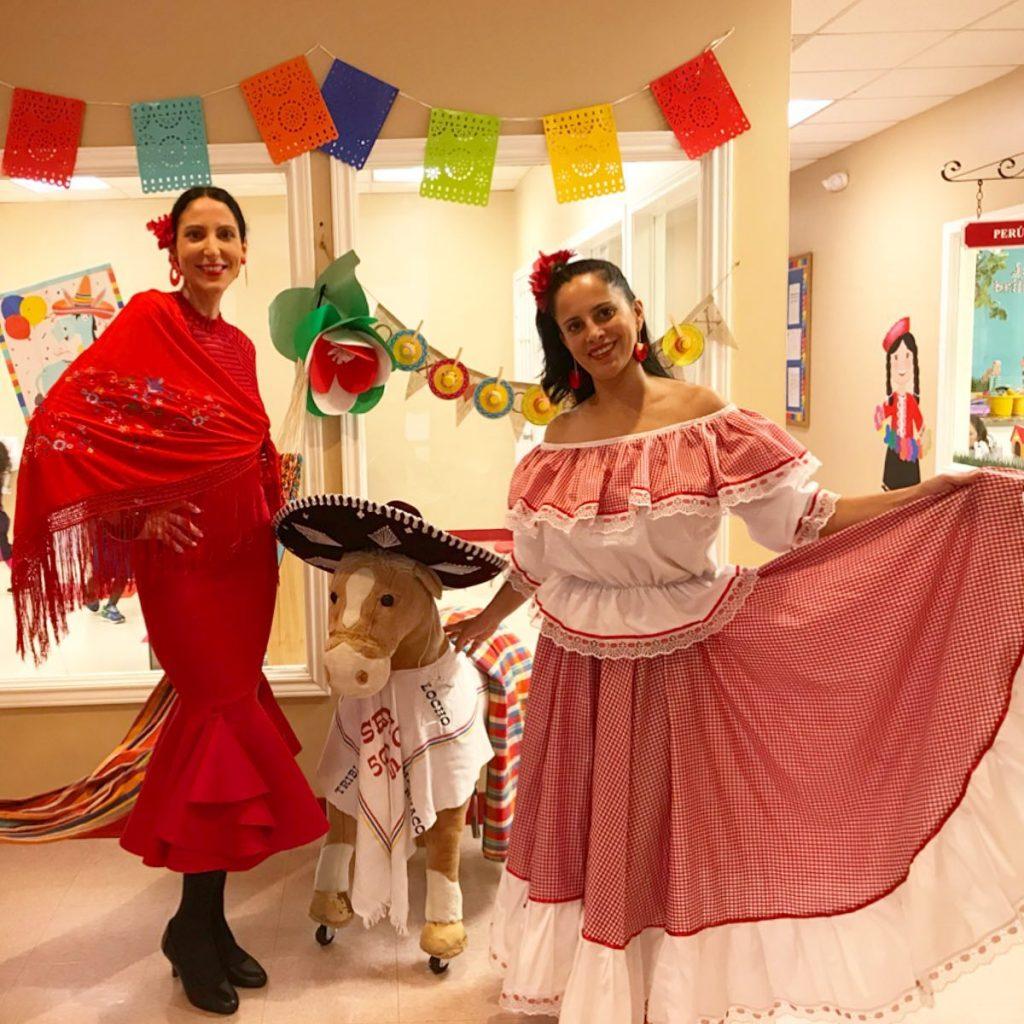 Spanish Schoolhouse teachers are native Spanish speakers from around the globe, helping raise global students